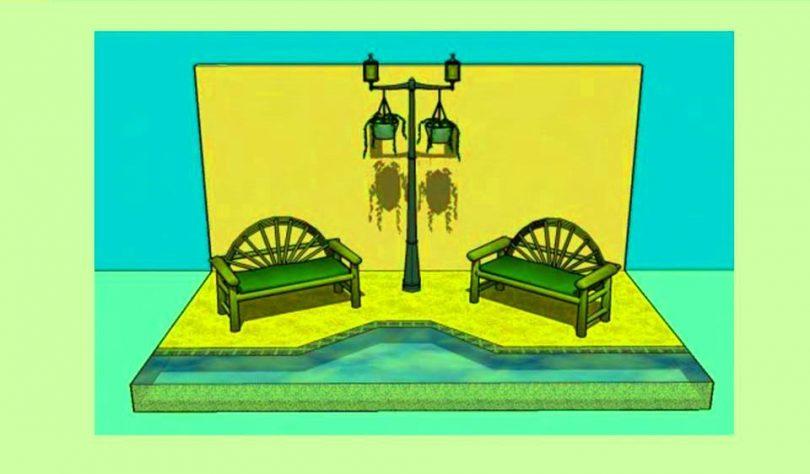 ilustrasi panggung