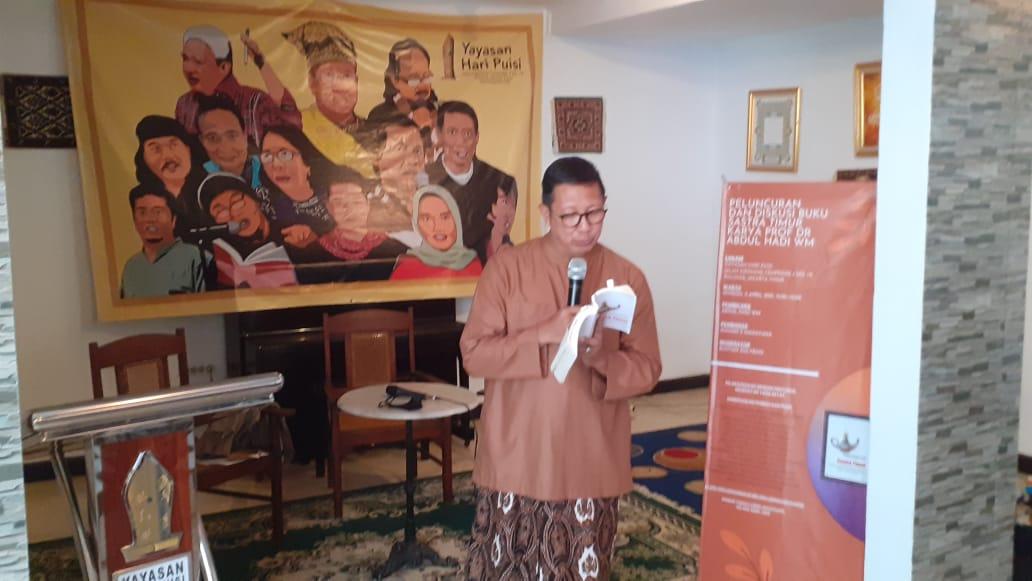 Lukman Hakim Saefuddin